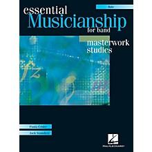 Hal Leonard Essential Musicianship for Band - Masterwork Studies Concert Band