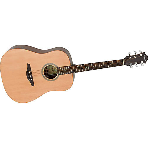 Hohner Essential Plus Dreadnought Acoustic Guitar Satin Natural