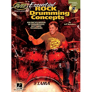 Musicians Institute Essential Rock Drumming Concepts-An Encyclopedia of Pro...