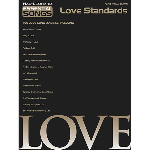 Hal Leonard Essential Songs - Love Standard Songbook-thumbnail
