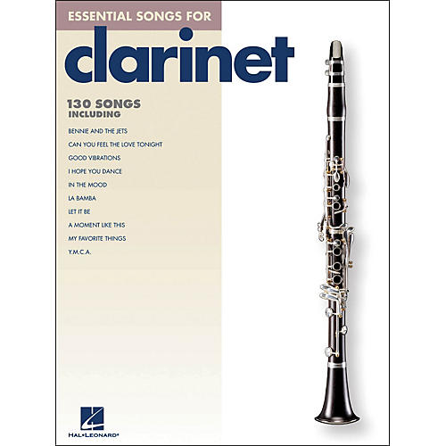 Hal Leonard Essential Songs For Clarinet