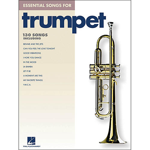 Hal Leonard Essential Songs For Trumpet-thumbnail