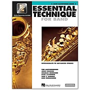 Hal Leonard Essential Technique for Band - Eb Alto Saxophone (Book 3 with EEi)