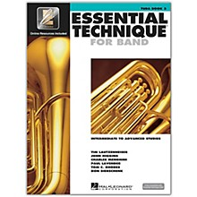 Hal Leonard Essential Technique for Band - Tuba (Book 3 with EEi)