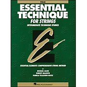 Hal Leonard Essential Technique for Strings Violin