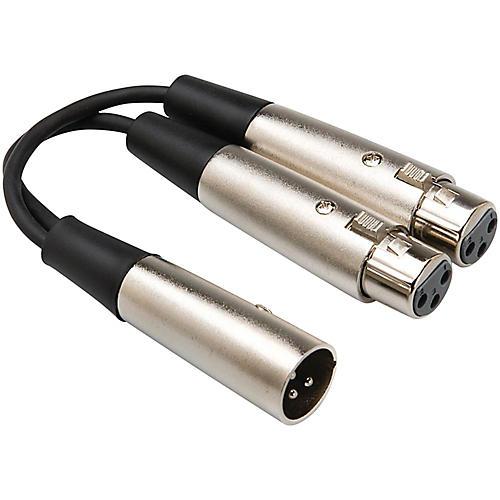 Livewire Essential Y-Adapter XLR Male to XLR Female