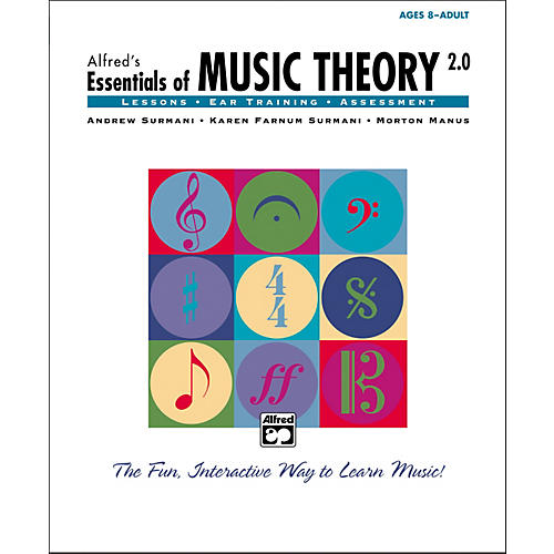 Alfred Essentials of Music Theory Network Version