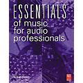 ArtistPro Essentials of Music for Audio Professionals (Book/CD) thumbnail