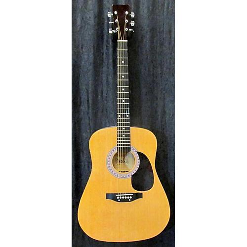 Burswood Esteban Acoustic Guitar-thumbnail