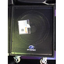 Phonic Esw115 Unpowered Subwoofer