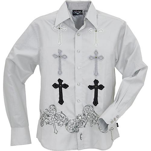 Fender Eternal Cross Men's Woven Shirt-thumbnail