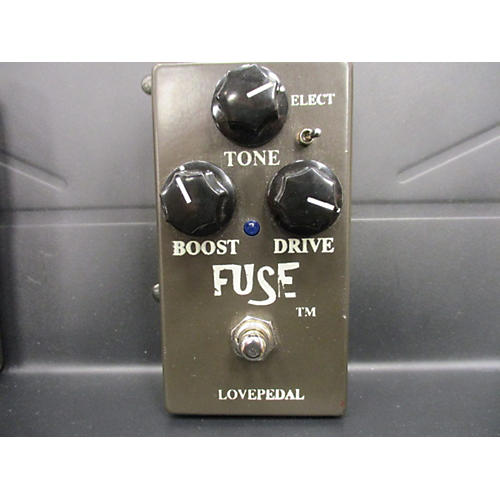 Lovepedal Eternity Fuse Overdrive Effect Pedal