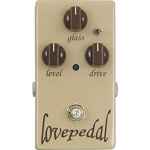 Lovepedal Eternity Fuse Overdrive Guitar Effects Pedal