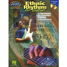 Musicians Institute Ethnic Rhythms for Electric Guitar Musicians Institute Press Softcover with CD by Jean Marc Belkadi