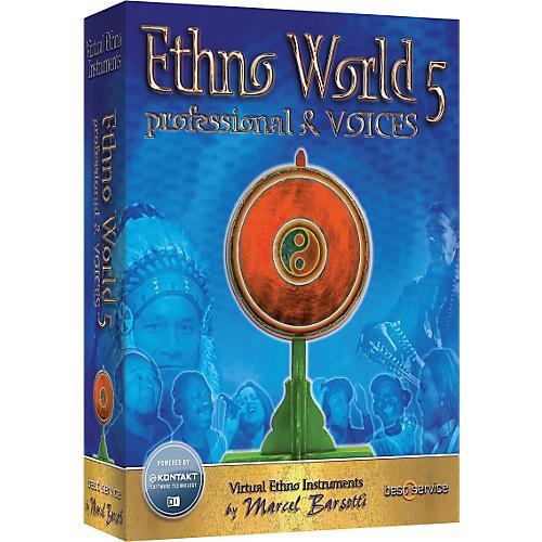 Best Service Ethno World 5 Professional & Voices