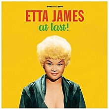 Etta James - At Last (Yellow Vinyl)