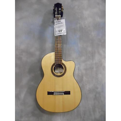 La Patrie Etude QI Classical Acoustic Electric Guitar Natural