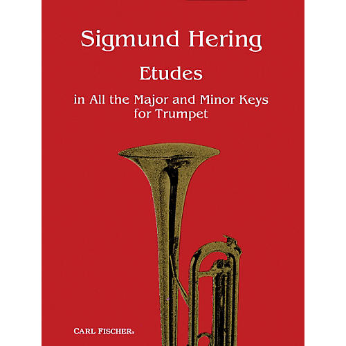 Carl Fischer Etudes in All the Major and Minor Keys for Trumpet-thumbnail