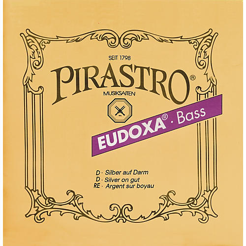 Pirastro Eudoxa Series Double Bass D String-thumbnail