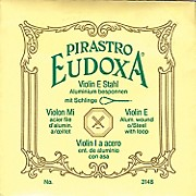 Pirastro Eudoxa Series Violin String Set