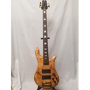 Pre-owned Spector Euro 5LX Electric Bass Guitar by Spector