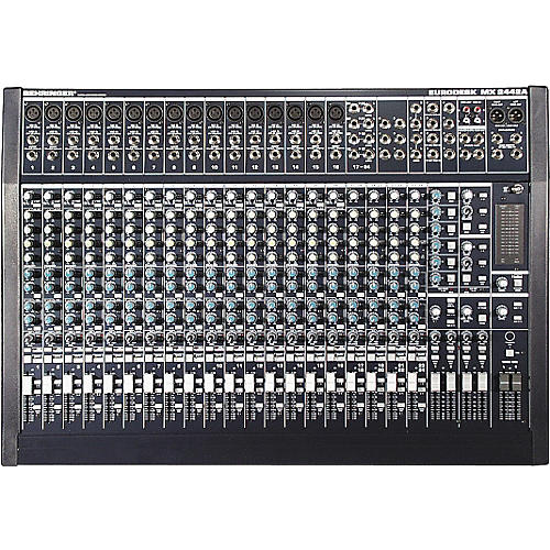Behringer Eurodesk MX2442A Mixer-thumbnail