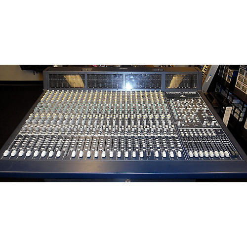 Behringer Eurodesk MX9000 24/48 W/POWER Unpowered Mixer-thumbnail