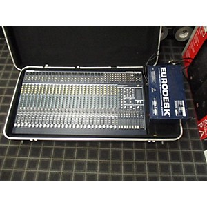 Pre-owned Behringer Eurodesk Mx3282a Powered Mixer by Behringer