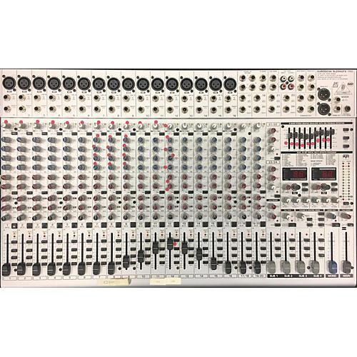 Behringer Eurodesk SL2442FX-Pro Unpowered Mixer
