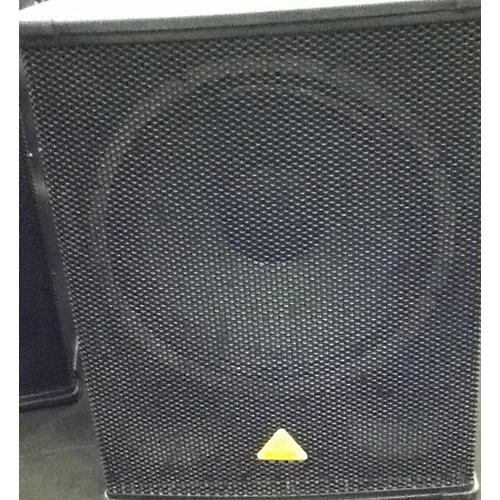 Behringer Eurolive B1800d Pro Powered Subwoofer-thumbnail