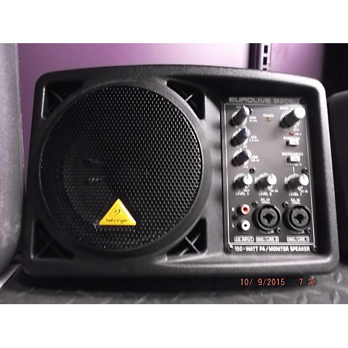 Behringer Eurolive B205D Powered Speaker-thumbnail