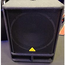 Behringer Eurolive Vs1800p Unpowered Subwoofer Unpowered Subwoofer