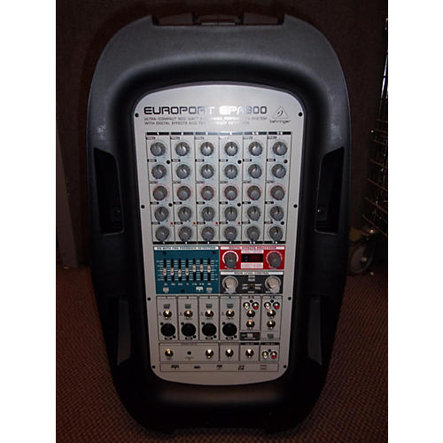 Behringer Europort EPA900 Portable PA System Sound Package-thumbnail