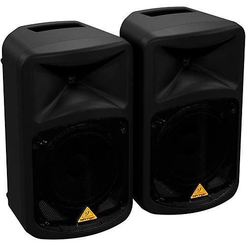 speakers guitar center. behringer europort eps500mp3 8-channel portable pa system speakers guitar center r
