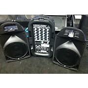 Behringer Europort PPA500BT Sound Package