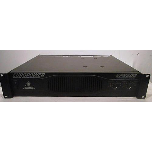 Behringer Europower EP2500 Power Amp