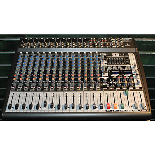 Behringer Europower PMP5000 Powered Mixer-thumbnail
