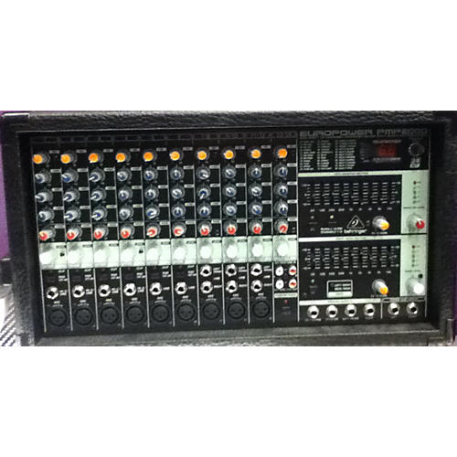 Behringer Europower Pmp2000 Powered Mixer