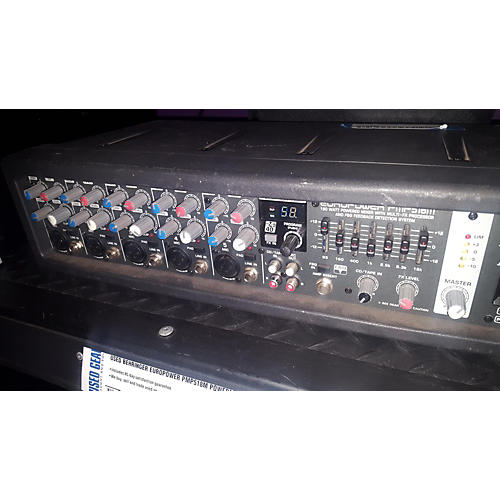 Behringer Europower Pmp518m Powered Mixer-thumbnail