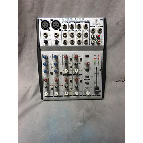 Behringer Eurorack UB1002 Powered Mixer
