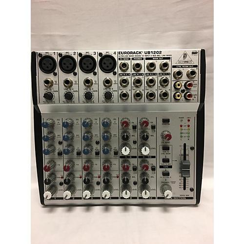 Behringer Eurorack UB1202 Unpowered Mixer-thumbnail