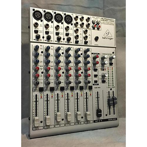 Behringer Eurorack UB1204-Pro Powered Mixer