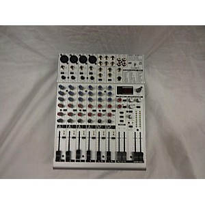 Pre-owned Behringer Eurorack UB1204FX Powered Mixer by Behringer
