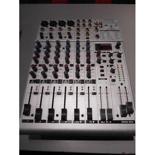 Behringer Eurorack Ub1204fx Unpowered Mixer
