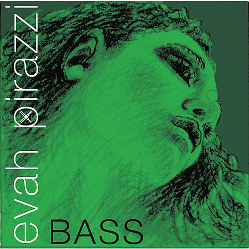 Pirastro Evah Pirazzi 3/4 Size Double Bass Strings-thumbnail