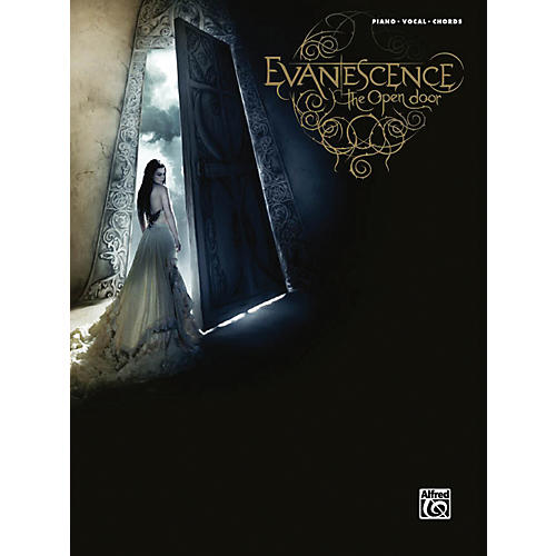 Alfred Evanescence - The Open Door Piano, Vocal, Guitar Songbook-thumbnail