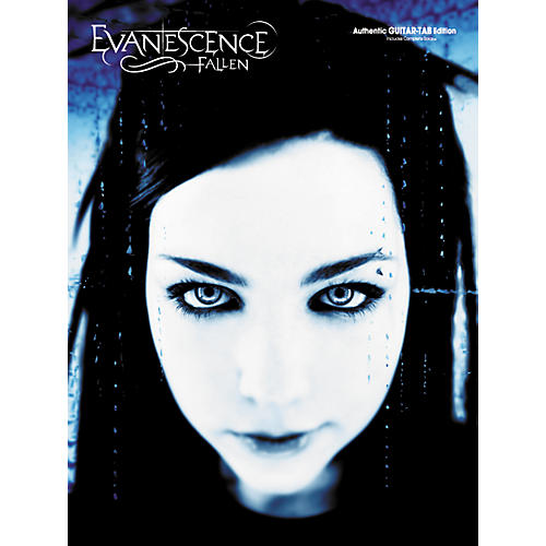 Alfred Evanescence Fallen Guitar Tab Songbook-thumbnail