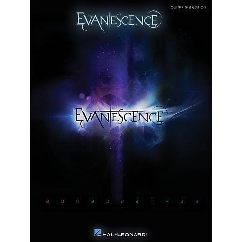 Hal Leonard Evanescence Guitar Tab Songbook-thumbnail