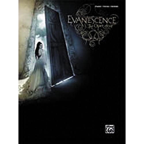 Alfred Evanescence Open Door Guitar Tab Songbook-thumbnail