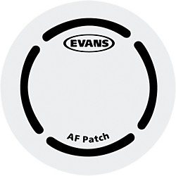 Evans Bass Drum AF Patch (EQPAF1)